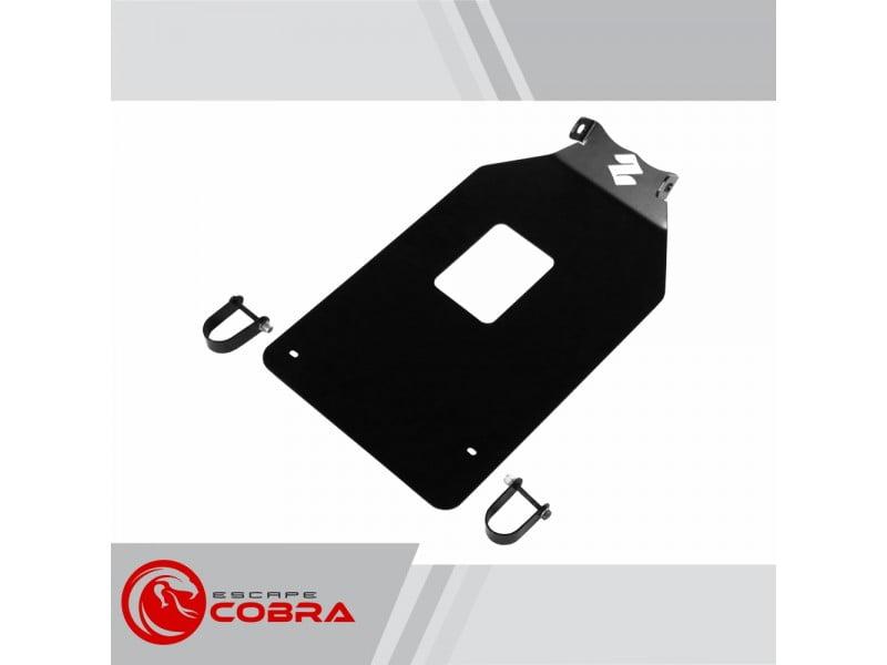 Protetor Cárter Intruder LC1500 - Cobra