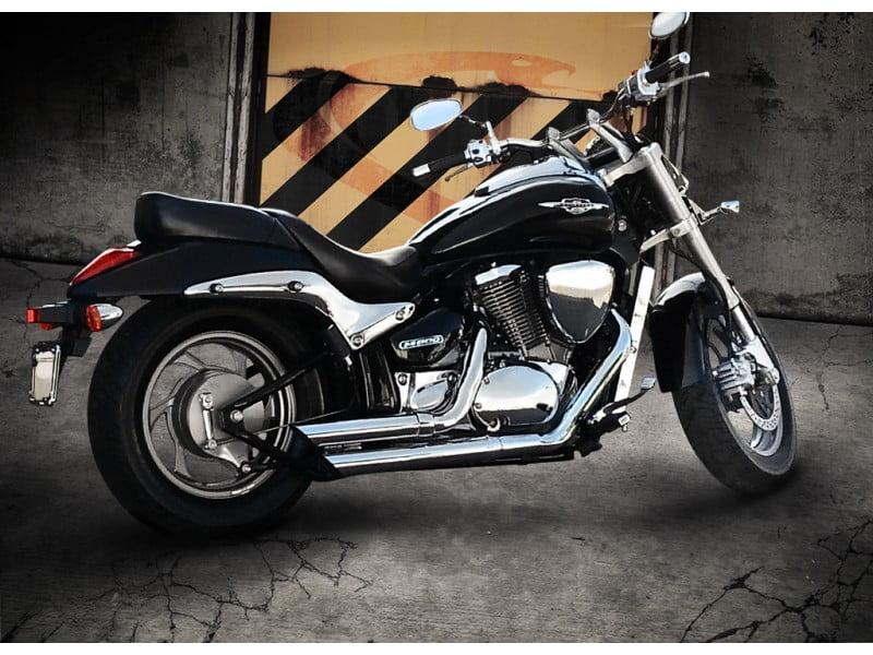 Escape Moto Boulevard M 800 Slashdown