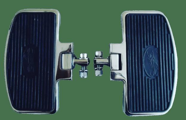 Pedaleira Heritage Plataforma Traseira Harley Articulada