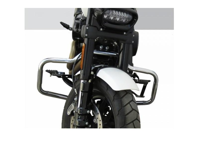 Mata Cachorro Fat Boy Protetor Motor Softail Harley Davidson