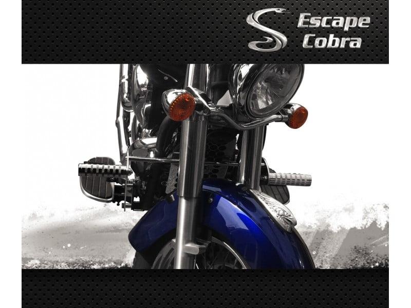 Protetor de motor Slider Kawasaki Vulcan 900 - Cobra