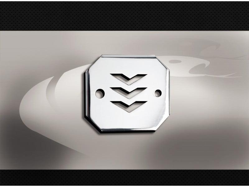 Capa Retificador Drag Star 650 Cromado