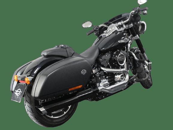 Ponteira Escapamento Sport Glide Customer 4 Harley HD