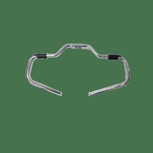 Protetor Motor Shadow 750 Mata Cachorro Moustache com Borracha