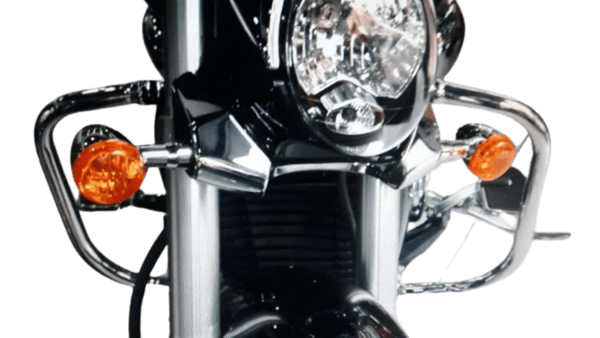 PROTETOR DE MOTOR BOULEVARD M1800  RASANTE