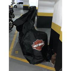 Capa para Cobrir Moto Harley Road King