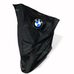 Capa Térmica para Cobrir Moto Forrada - BMW Personalizada