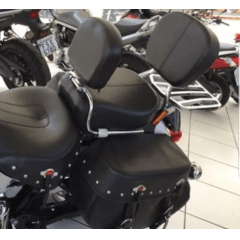 Encosto do Piloto Harley Dyna Switchback Rasante