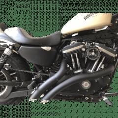 Escapamento JJ XL 883 Iron 883 Harley Davidson Sportster
