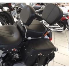 Encosto do Piloto Harley Breakout Removível