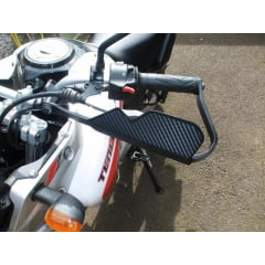 Protetor de Mão Tenere 250 XTZ aluminio Yamaha - Livi