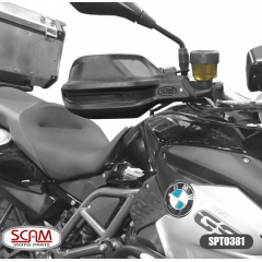 Protetor Mão Moto BMW F800 GS Adventure e BMW F 800 GS  - Scam