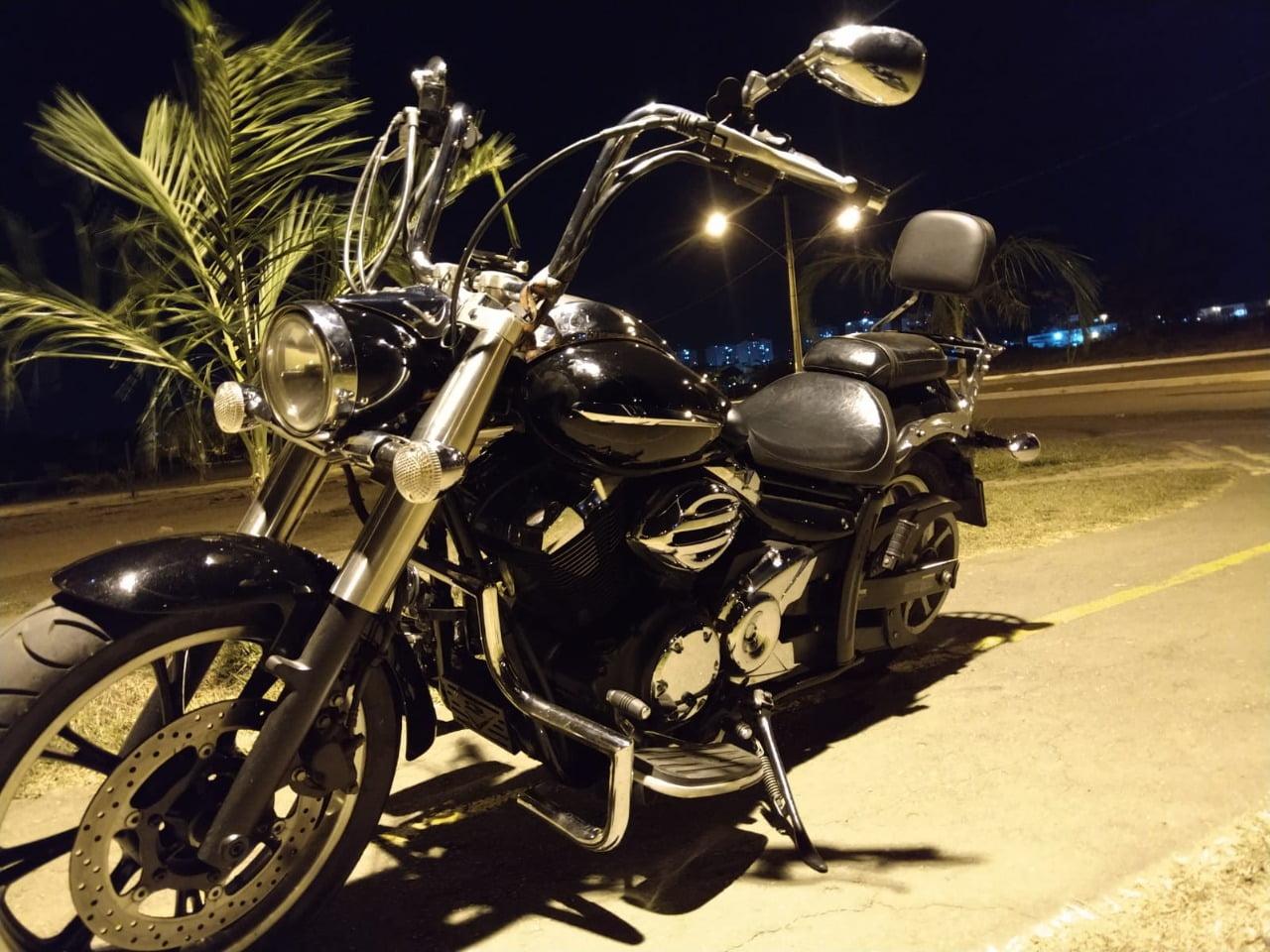 Guidão Midnight Star 12 polegadas Guidon Seca Suvaco