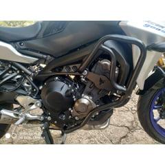 Protetor de Motor e Carenagem Tracer 900 GT Yamaha moto Tracer900