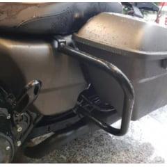 Protetor Traseiro Harley Road Glide Mata Gato Touring