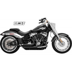 Escapamento Fat Boy Vance & Hines Shortshots Softail 2018 - 2019