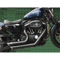 Escapamento Short Shot XL 1200 Iron 1200 Harley Davidson Sportster
