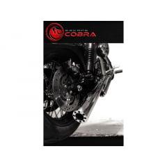 """Ponteira Dyna Street Bob Sport ø3"""" - Shotgun - Cobra"""
