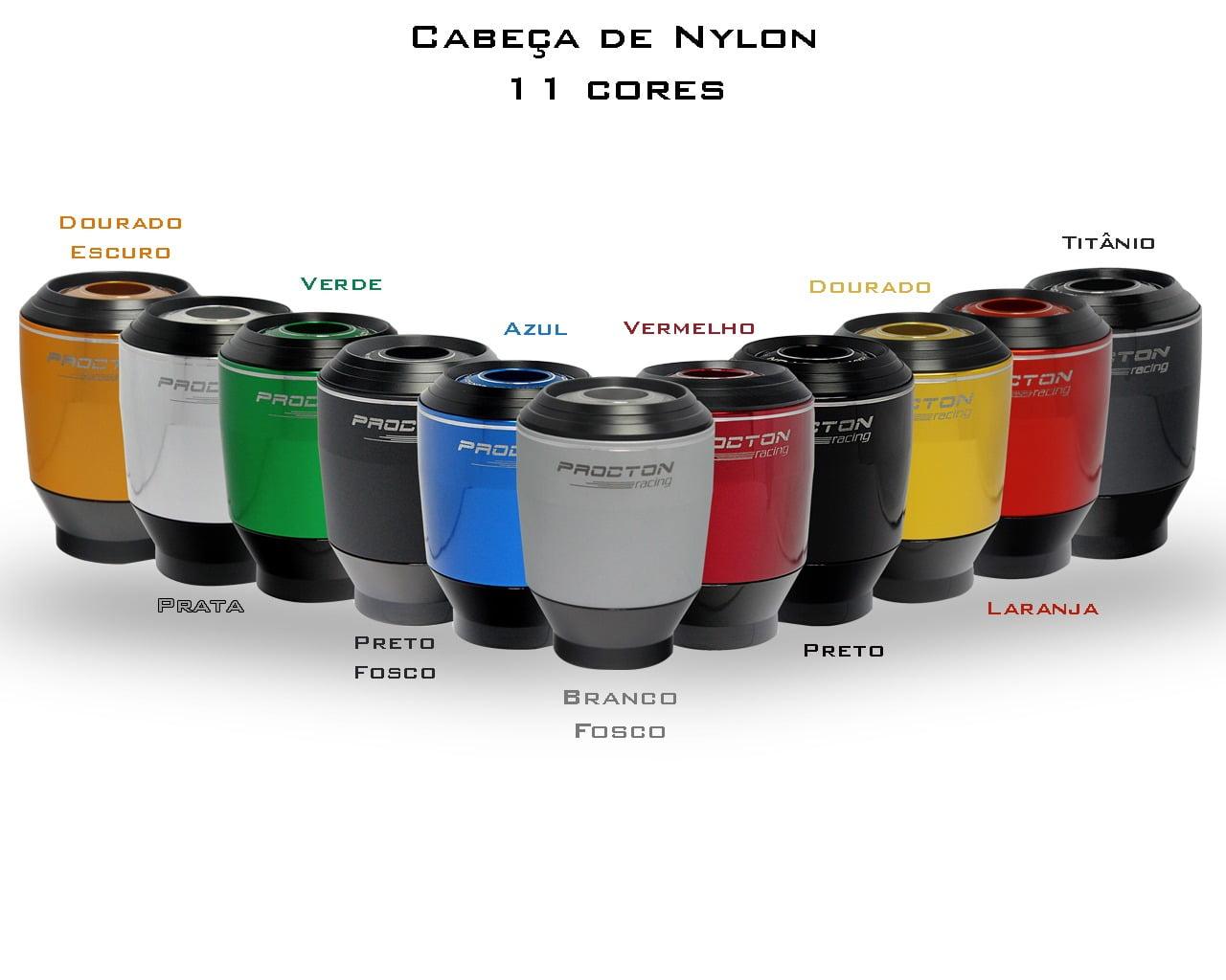 Slider Protetor de Motor CBR 500 R Moto Honda CBR500R - Procton