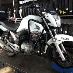 Protetor de Motor Yamaha Fazer 150 Carenagem YS 150 Fazer - Wacs