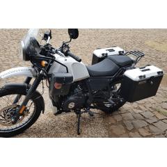 Baú Lateral Moto Royal Enfield Himalayan
