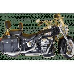 Encosto do Piloto Harley Heritage Removível Rasante