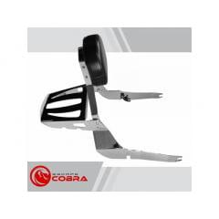 Sissy Bar Encosto Moto Boulevard M1500 - Cobra