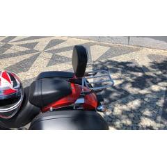 Sissy Bar Harley Sport Glide Encosto e Grade Destacável