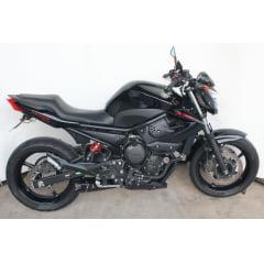 Escape para Moto XJ6 Yamaha - Ponteira Esportiva - Wacs