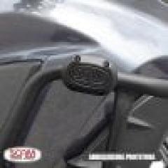 Protetor Tenere 250 Motor e Carenagem com Pedaleira